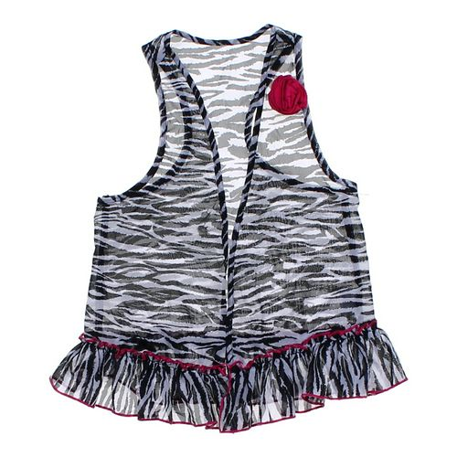Trendy Animal Print Vest in size 7 at up to 95% Off - Swap.com
