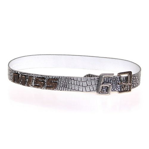 MISS SIXTY Trendy Belt at up to 95% Off - Swap.com