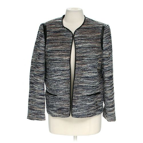 Alfred Dunner Trendy Blazer in size 10 at up to 95% Off - Swap.com