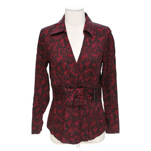 Apt. 9 Trendy Blouse in size S at up to 95% Off - Swap.com