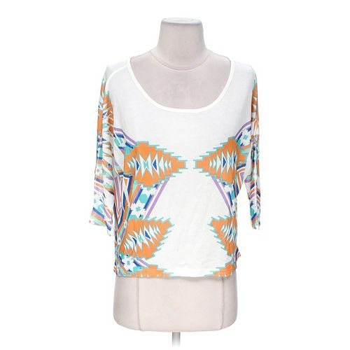 Body Central Trendy Blouse in size M at up to 95% Off - Swap.com