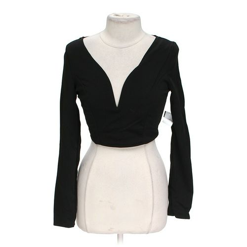 Body Central Trendy Blouse in size L at up to 95% Off - Swap.com