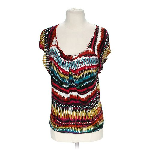 Cable & Gauge Trendy Blouse in size M at up to 95% Off - Swap.com