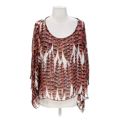 Dots Trendy Blouse in size M at up to 95% Off - Swap.com