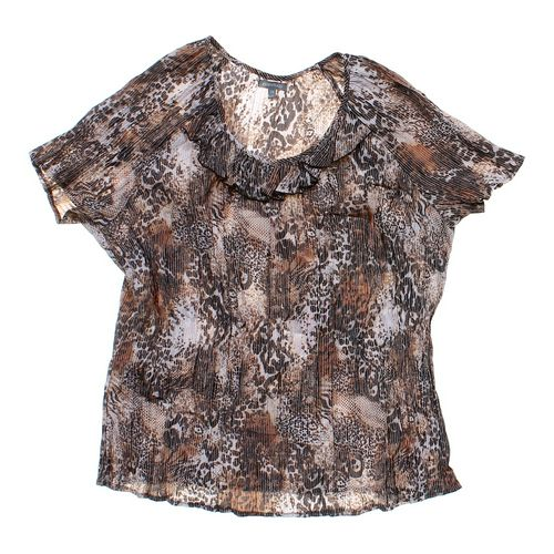Essentials Trendy Blouse in size 2X at up to 95% Off - Swap.com