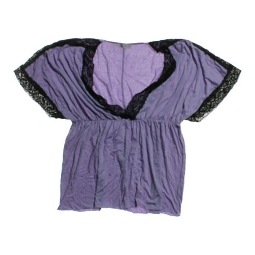 Maurices Trendy Blouse in size 2 at up to 95% Off - Swap.com