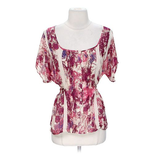 Maurices Trendy Blouse in size XS at up to 95% Off - Swap.com