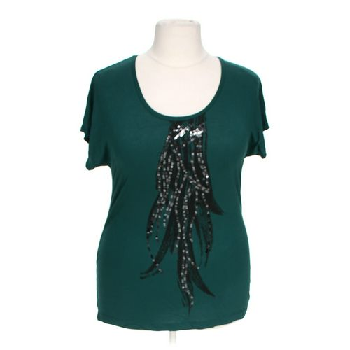 Mossimo Supply Co. Trendy Blouse in size XXL at up to 95% Off - Swap.com