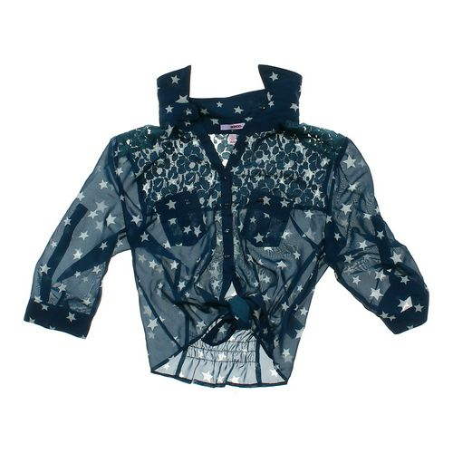Bongo Trendy Blouse in size JR 7 at up to 95% Off - Swap.com