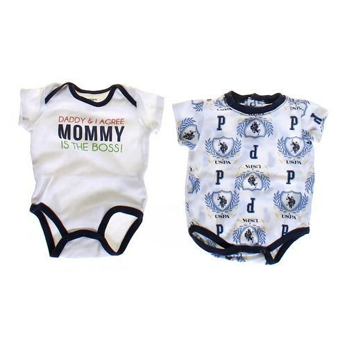 Carter's Trendy Bodysuits Set in size 3 mo at up to 95% Off - Swap.com