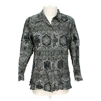 Trendy Button-up Shirt for Sale on Swap.com