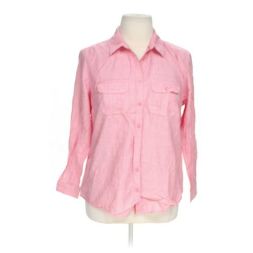 Faded Glory Trendy Button-up Shirt in size 16 at up to 95% Off - Swap.com