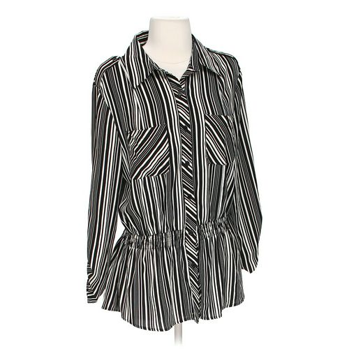 Notations Trendy Button-up Shirt in size M at up to 95% Off - Swap.com
