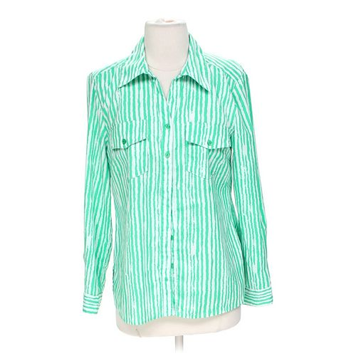 Notations Trendy Button-up Shirt in size S at up to 95% Off - Swap.com