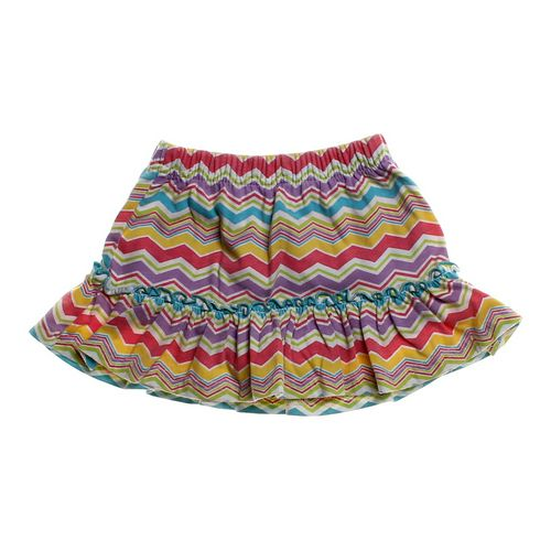 Kidgets Trendy Chevron Skirt in size 2/2T at up to 95% Off - Swap.com