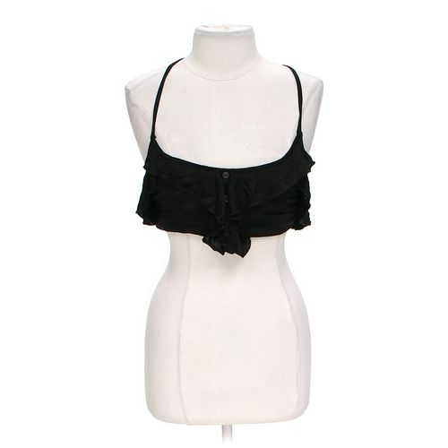 Crown of Hearts Trendy Crop Top in size JR 11 at up to 95% Off - Swap.com