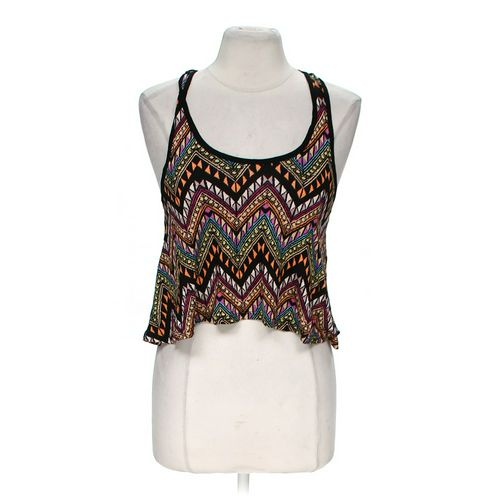 Body Central Trendy Crop Top in size L at up to 95% Off - Swap.com