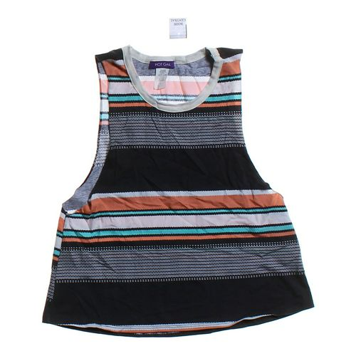 Hot Gal Trendy Cropped Tank in size JR 11 at up to 95% Off - Swap.com