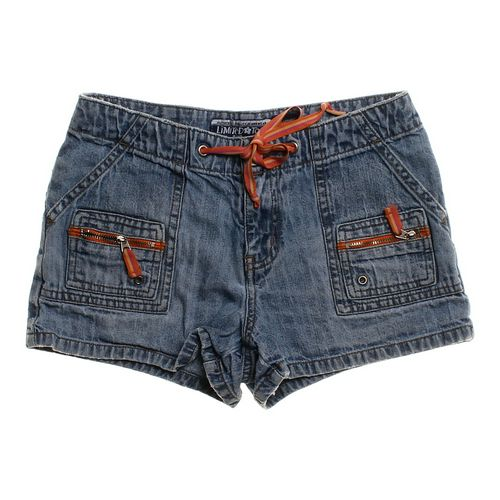 Limited Too Trendy Denim Shorts in size 10 at up to 95% Off - Swap.com