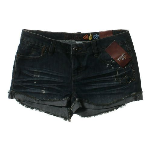 Mudd Trendy Denim Shorts in size JR 9 at up to 95% Off - Swap.com
