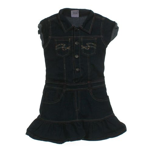 2B Real Trendy Denim Tunic in size 7 at up to 95% Off - Swap.com