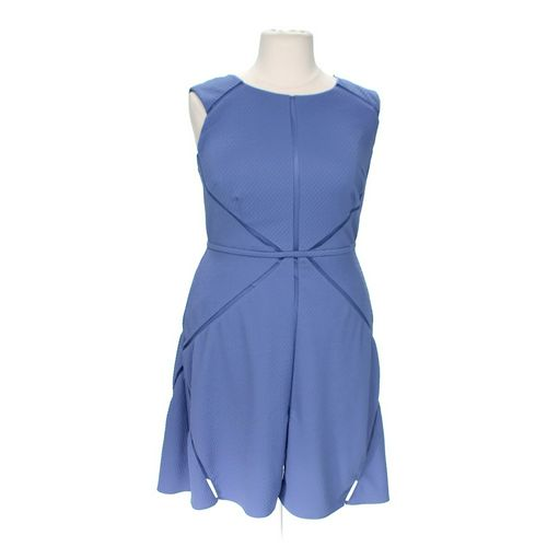 ADRIANNA PAPELL Trendy Dress in size 14 at up to 95% Off - Swap.com