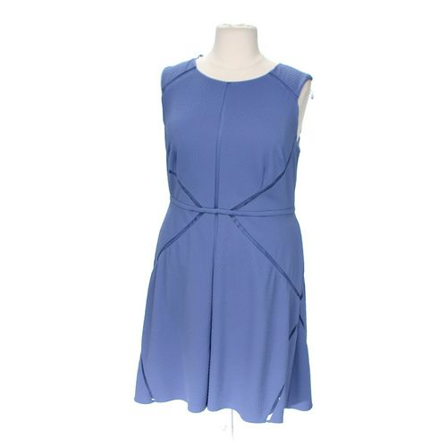 ADRIANNA PAPELL Trendy Dress in size 24 at up to 95% Off - Swap.com