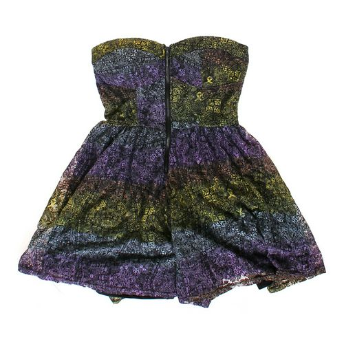 Material Girl Trendy Dress in size JR 5 at up to 95% Off - Swap.com