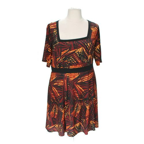 Isabel + Alice Trendy Dress in size 2X at up to 95% Off - Swap.com