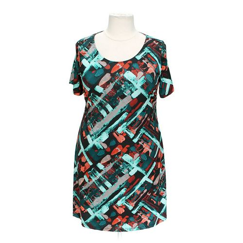 Triste Trendy Dress in size 1X at up to 95% Off - Swap.com