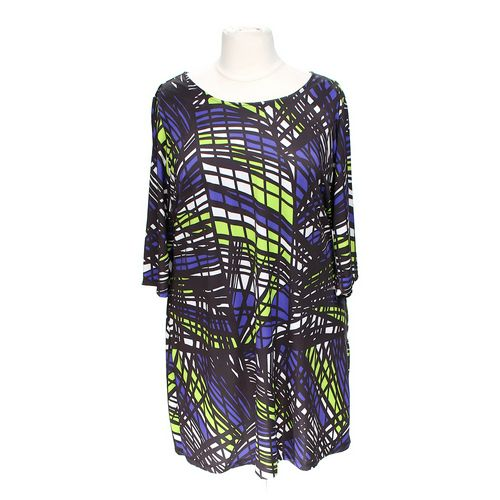 Triste Trendy Dress in size 3X at up to 95% Off - Swap.com