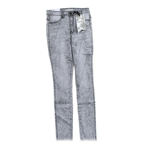 Crave Fame Trendy Highrise Jeans in size JR 7 at up to 95% Off - Swap.com
