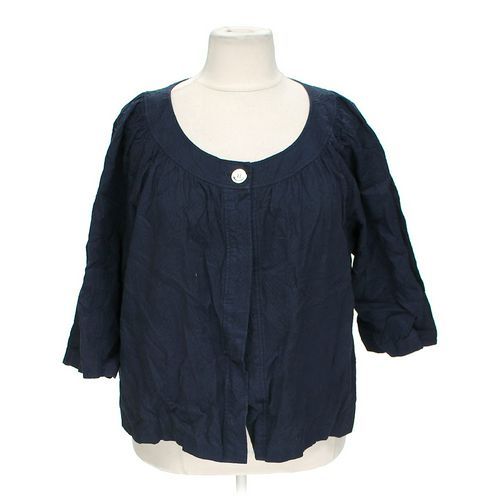 Jaclyn Smith Trendy Jacket in size 3X at up to 95% Off - Swap.com