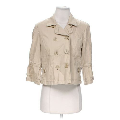 New York & Company Trendy Jacket in size PP at up to 95% Off - Swap.com
