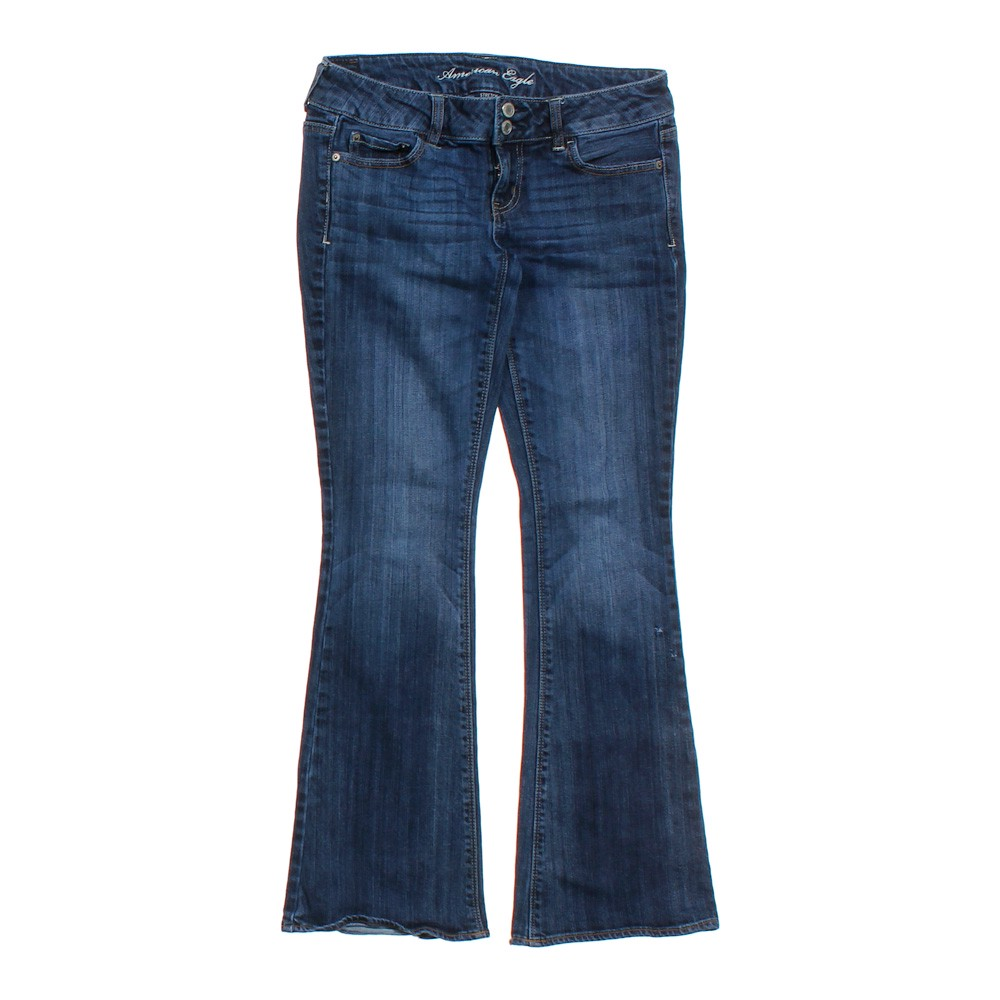 American Eagle Outfitters Trendy Jeans - Online Consignment