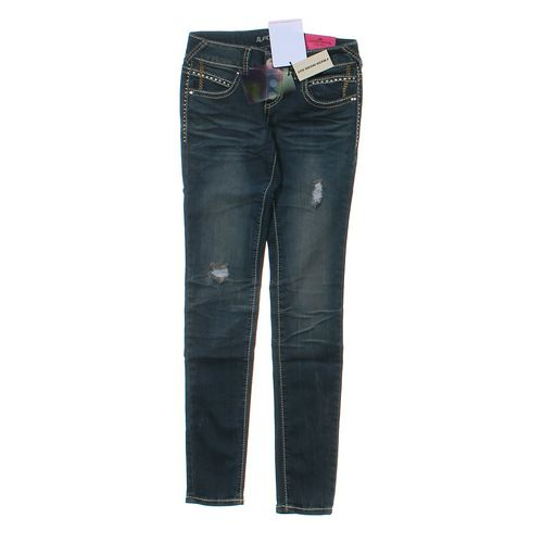 Almost Famous Trendy Jeans in size JR 3 at up to 95% Off - Swap.com