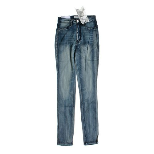 Crave Fame Trendy Jeans in size JR 5 at up to 95% Off - Swap.com