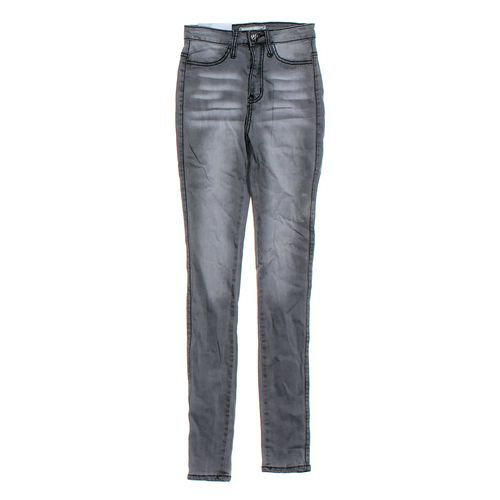 Crave Fame Trendy Jeggings in size JR 1 at up to 95% Off - Swap.com