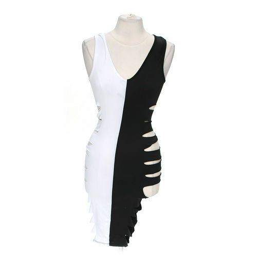 Body Central Trendy Knit Party Dress in size M at up to 95% Off - Swap.com