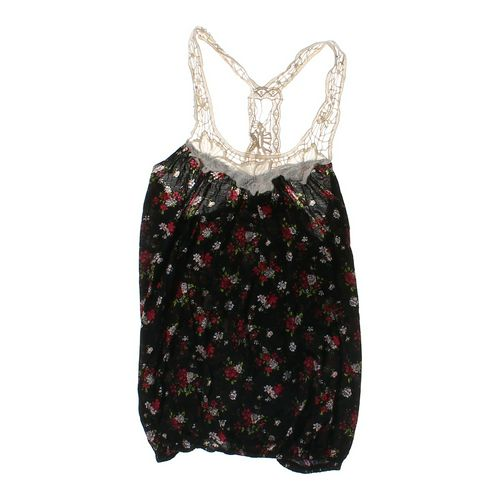 Iris Trendy Lace Tank in size JR 13 at up to 95% Off - Swap.com