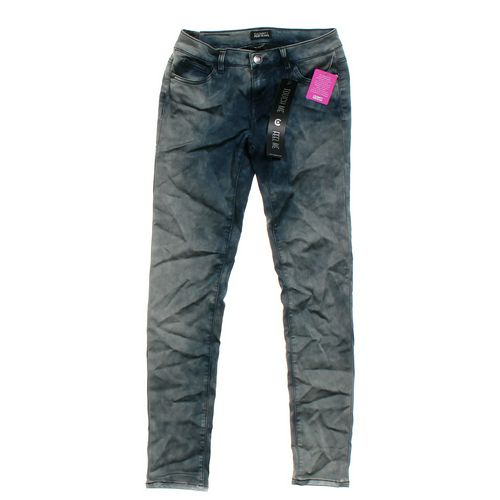 Celebrity Pink Trendy Low Rise Skinny Jeans in size JR 7 at up to 95% Off - Swap.com