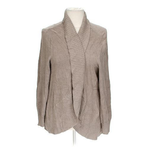 ELLE Trendy Open Front Cardigan in size 3X at up to 95% Off - Swap.com