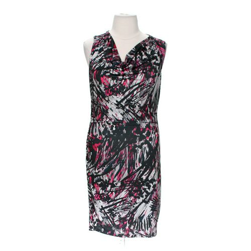 Triste Trendy Patterned Dress in size 1X at up to 95% Off - Swap.com