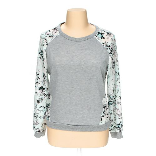 paper + tee Trendy Patterned Shirt in size XL at up to 95% Off - Swap.com