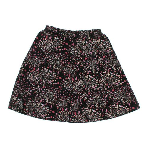 Sag Harbor Trendy Patterned Skirt in size M at up to 95% Off - Swap.com