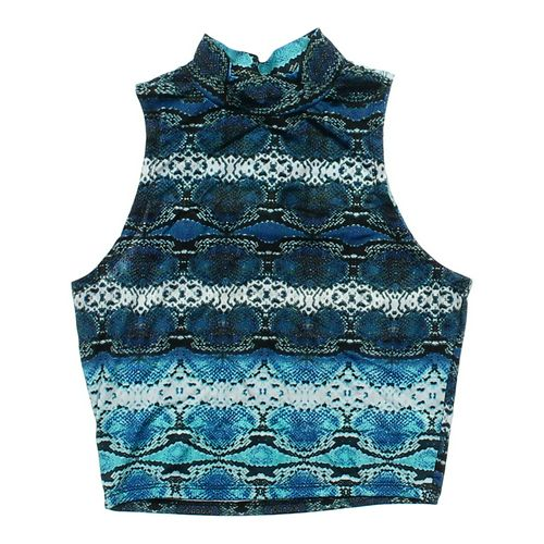 Hot Gal Trendy Patterned Tank Top in size JR 7 at up to 95% Off - Swap.com