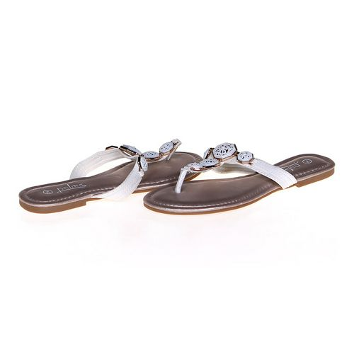 Palms Trendy Sandals in size 7 Women's at up to 95% Off - Swap.com
