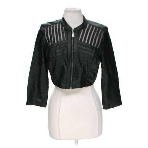 Body Central Trendy Shadow Jacket in size L at up to 95% Off - Swap.com