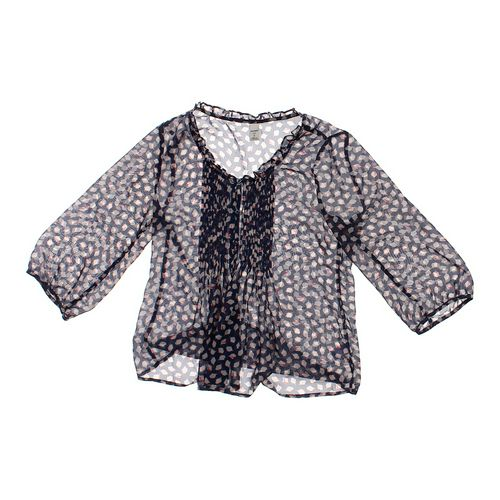 Old Navy Trendy Sheer Shirt in size S at up to 95% Off - Swap.com