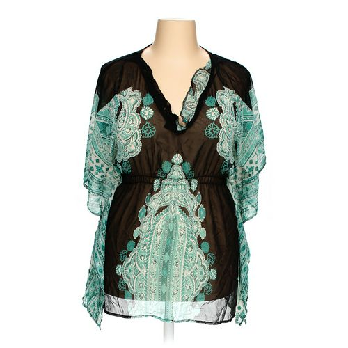 Tramp Trendy Sheer Tunic in size 4X at up to 95% Off - Swap.com